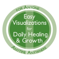 Easy Visualizations for Daily Healing & Growth Logo