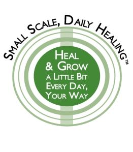 SmallScaleDailyHealing Logo Feb2014
