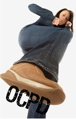 stomping on ocpd